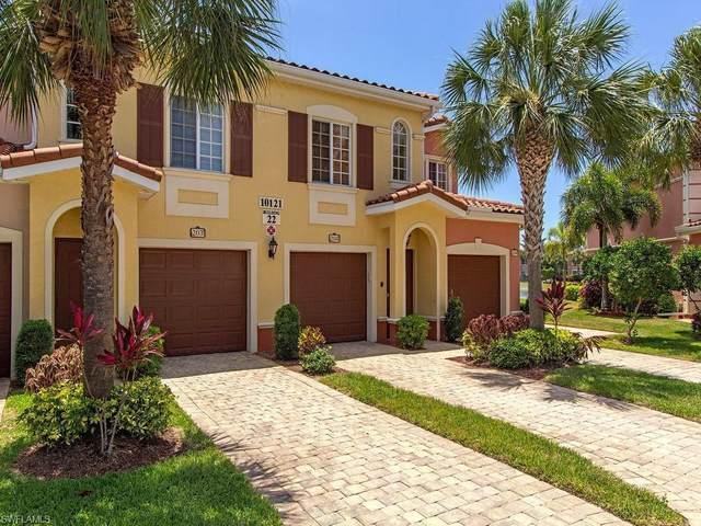 10121 Villagio Palms Way #203, Estero, FL 33928 (MLS #220031082) :: #1 Real Estate Services