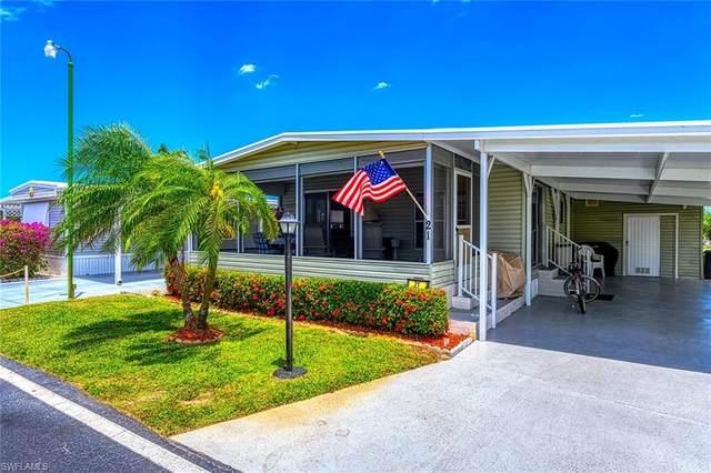 21 Cherokee Trl #355, Naples, FL 34113 (MLS #220031171) :: Clausen Properties, Inc.