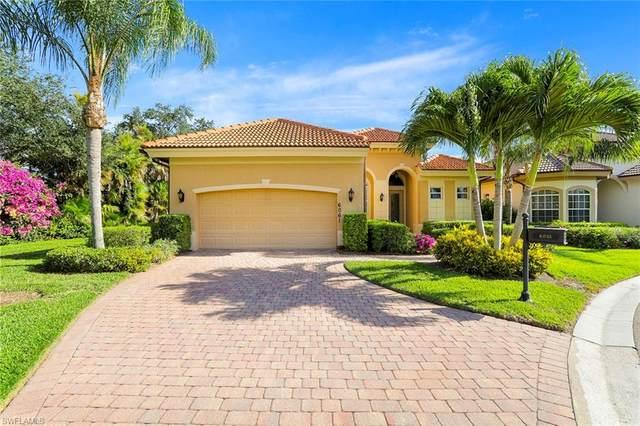 6061 Divot Ct, Naples, FL 34113 (MLS #220031187) :: #1 Real Estate Services