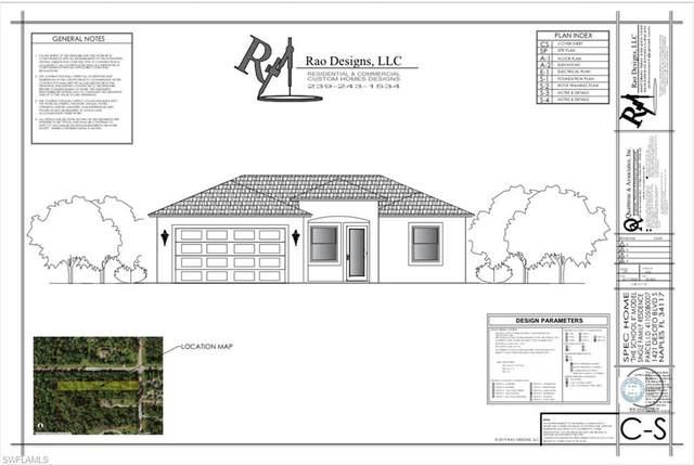 1421 Desoto Blvd S, Naples, FL 34117 (MLS #220031221) :: Dalton Wade Real Estate Group