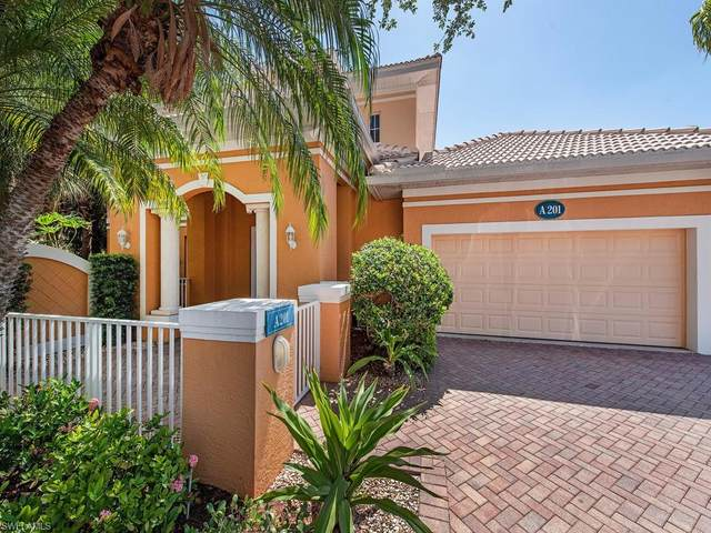 4825 Aston Gardens Way A-201, Naples, FL 34109 (MLS #220031270) :: The Naples Beach And Homes Team/MVP Realty