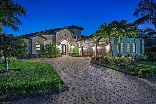 6652 Costa Cir, Naples, FL 34113 (MLS #220031462) :: #1 Real Estate Services