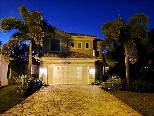 7863 Martino Cir, Naples, FL 34112 (#220031463) :: The Dellatorè Real Estate Group