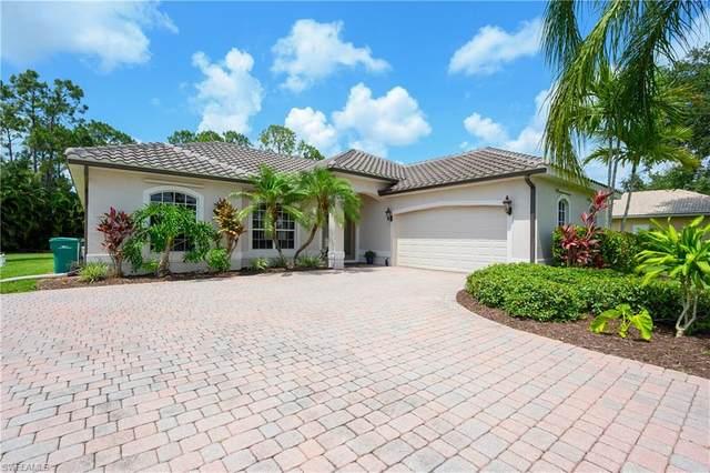 731 Pine Crest Ln, Naples, FL 34104 (#220031483) :: Caine Premier Properties