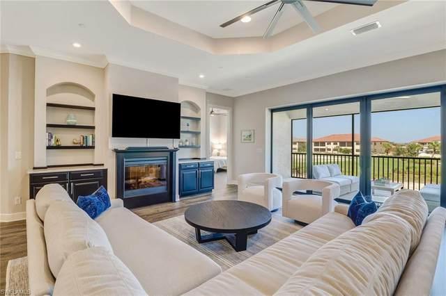 9654 Montelanico Loop #203, Naples, FL 34119 (MLS #220031512) :: Clausen Properties, Inc.