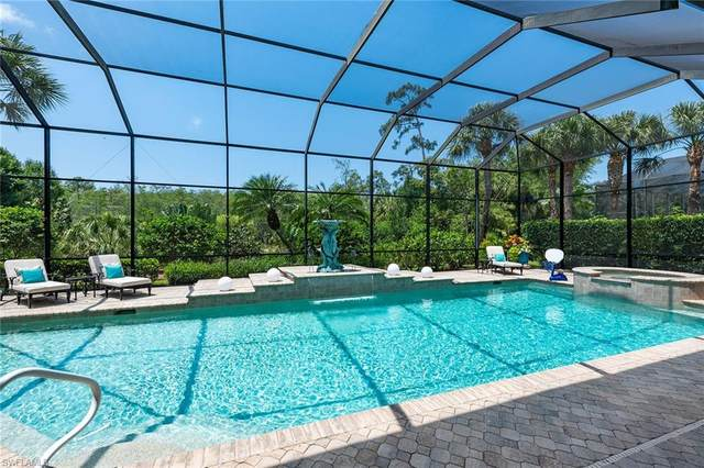 8691 Purslane Dr, Naples, FL 34109 (MLS #220031548) :: #1 Real Estate Services
