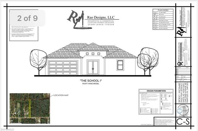 2543 22nd Ave NE, Naples, FL 34120 (MLS #220031579) :: Kris Asquith's Diamond Coastal Group