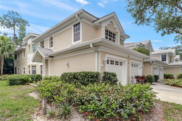 2811 Aintree Ln E201, Naples, FL 34112 (MLS #220031639) :: #1 Real Estate Services