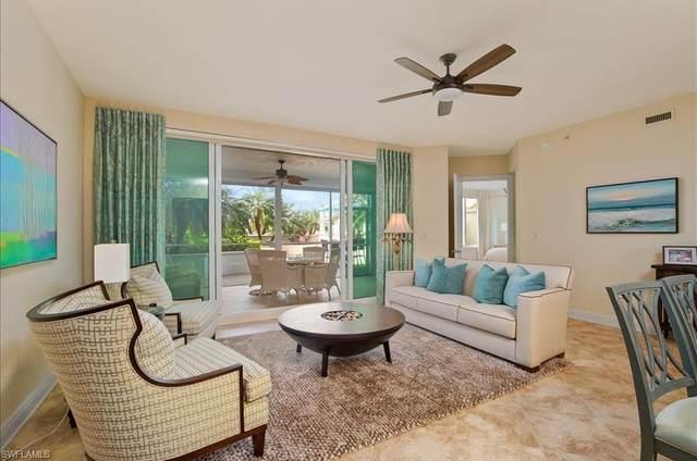 275 Indies Way #305, Naples, FL 34110 (MLS #220031684) :: #1 Real Estate Services