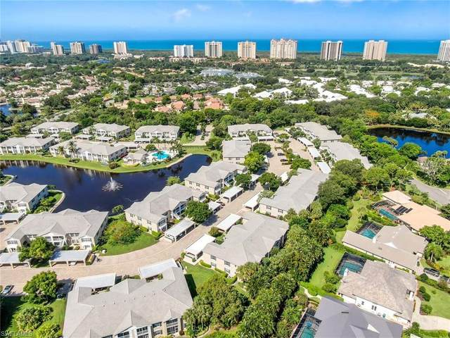 865 Tanbark Dr #104, Naples, FL 34108 (MLS #220031704) :: #1 Real Estate Services