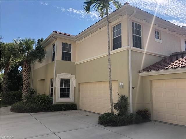 1750 Tarpon Bay Dr S 6-101, Naples, FL 34119 (MLS #220031716) :: #1 Real Estate Services