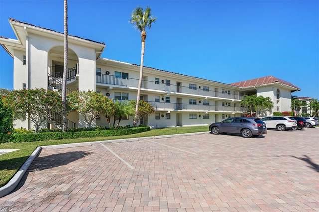 49 High Point Cir S #208, Naples, FL 34103 (MLS #220031790) :: #1 Real Estate Services