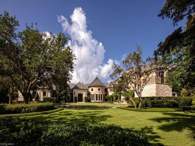 600 Admiralty Parade W, Naples, FL 34102 (#220031867) :: Equity Realty