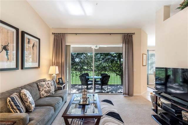3595 Laurel Greens Ln N #203, Naples, FL 34119 (MLS #220031870) :: #1 Real Estate Services