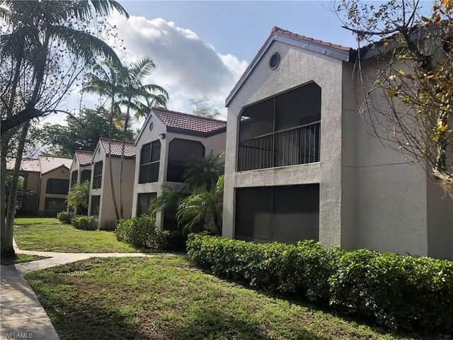 2214 Arbour Walk Cir #2022, Naples, FL 34109 (MLS #220031892) :: #1 Real Estate Services