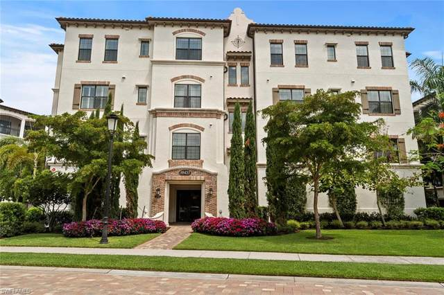 16437 Carrara Way #301, Naples, FL 34110 (#220031895) :: The Dellatorè Real Estate Group