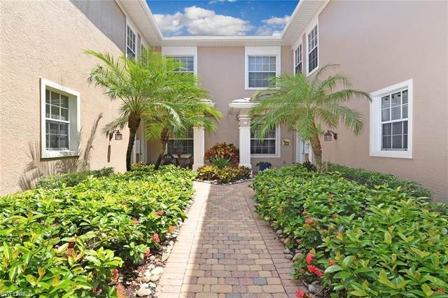 4734 Stratford Ct #1702, Naples, FL 34105 (MLS #220031947) :: #1 Real Estate Services