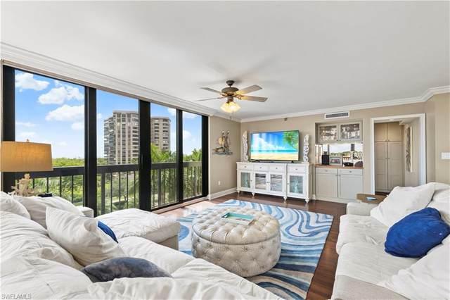 6000 Pelican Bay Blvd C-402, Naples, FL 34108 (MLS #220032003) :: #1 Real Estate Services