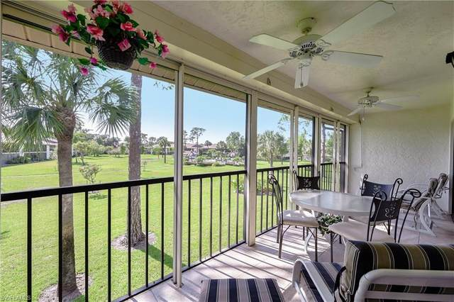 1232 Commonwealth Cir P-202, Naples, FL 34116 (MLS #220032005) :: RE/MAX Realty Group