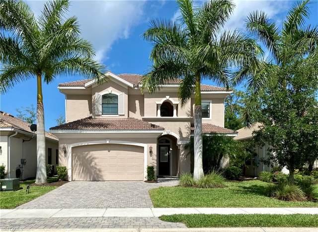 1490 Serrano Cir, Naples, FL 34105 (#220032054) :: The Dellatorè Real Estate Group