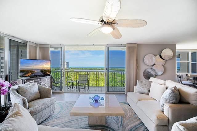5550 Heron Point Dr #604, Naples, FL 34108 (MLS #220032114) :: #1 Real Estate Services