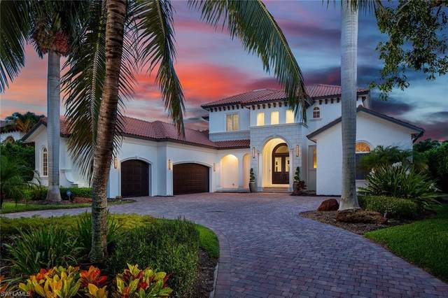 600 Riviera Dr, Naples, FL 34103 (MLS #220032154) :: #1 Real Estate Services