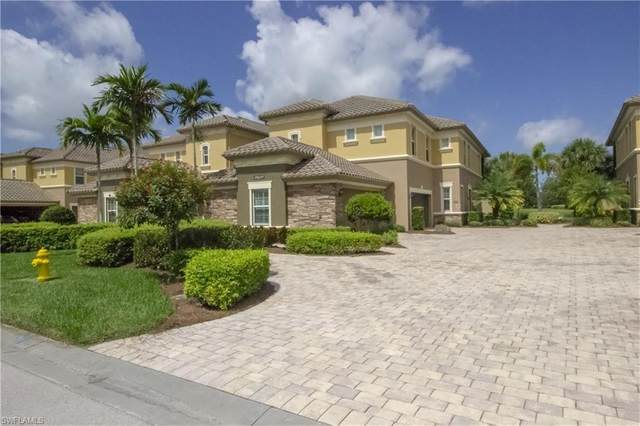 9521 Ironstone Ter #202, Naples, FL 34120 (MLS #220032271) :: #1 Real Estate Services