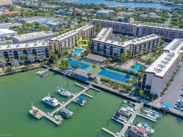 1007 Anglers Cv J-302, Marco Island, FL 34145 (MLS #220032358) :: RE/MAX Realty Group