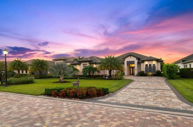 16337 Corsica Way, Naples, FL 34110 (#220032445) :: The Dellatorè Real Estate Group