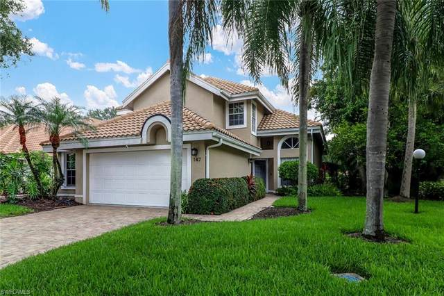 147 Napa Ridge Way, Naples, FL 34119 (MLS #220032507) :: The Naples Beach And Homes Team/MVP Realty