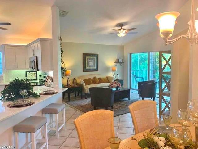 3755 Fieldstone Blvd #1205, Naples, FL 34109 (MLS #220032542) :: #1 Real Estate Services