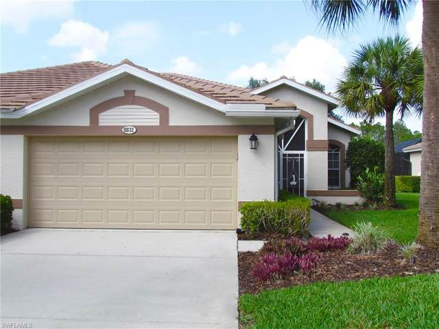 8831 Naples Heritage Dr D-5, Naples, FL 34112 (MLS #220032546) :: RE/MAX Realty Group