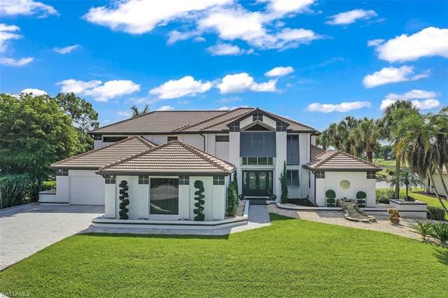 15424 Fiddlesticks Blvd, Fort Myers, FL 33912 (#220032559) :: The Dellatorè Real Estate Group