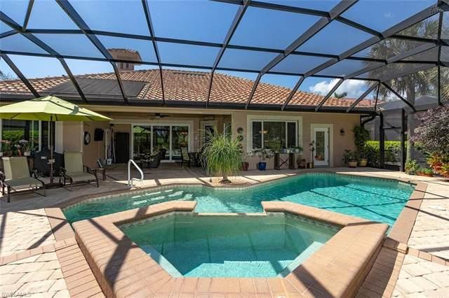 5250 Kensington High St, Naples, FL 34105 (MLS #220032578) :: #1 Real Estate Services