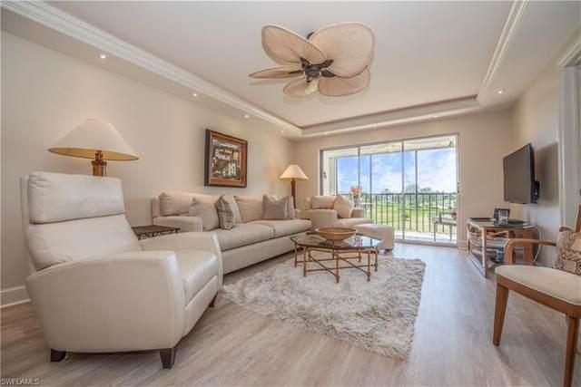 37 High Point Cir #305, Naples, FL 34103 (MLS #220032601) :: #1 Real Estate Services