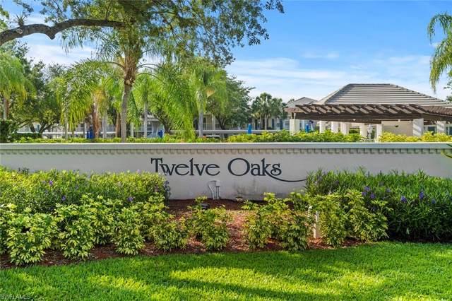 8161 Twelve Oaks Cir #512, Naples, FL 34113 (MLS #220032668) :: #1 Real Estate Services