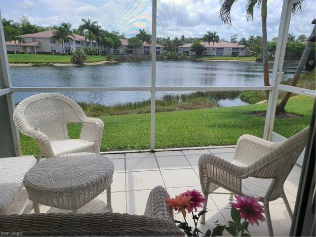 379 Dover Pl 6-603, Naples, FL 34104 (MLS #220032683) :: #1 Real Estate Services