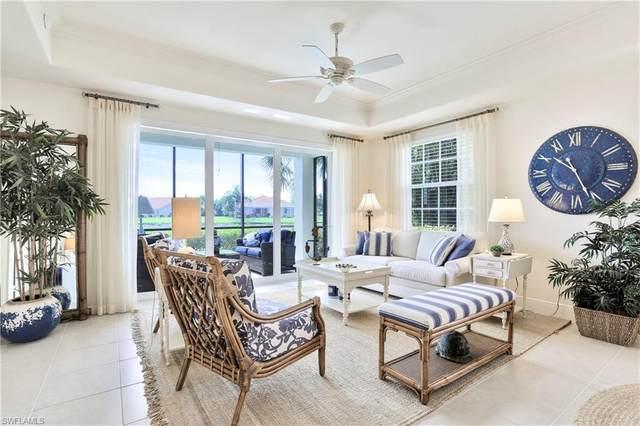 6442 Legacy Cir #202, Naples, FL 34113 (MLS #220032724) :: The Keller Group