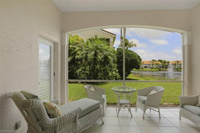8395 Excalibur Cir E3, Naples, FL 34108 (MLS #220032769) :: #1 Real Estate Services