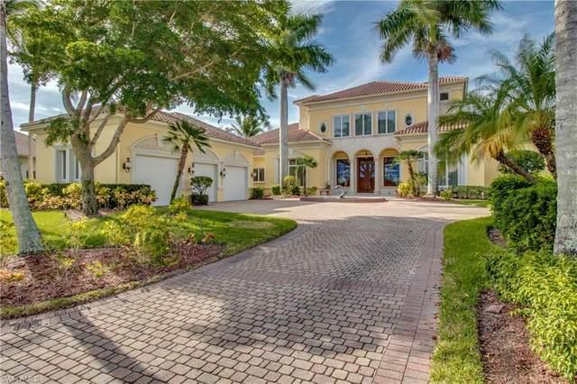 1703 Persimmon Dr, Naples, FL 34109 (MLS #220032782) :: #1 Real Estate Services