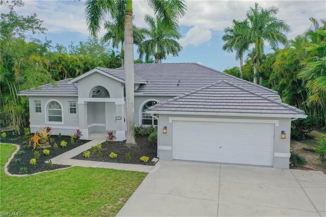 805 Willow Springs Ct, Naples, FL 34120 (#220032817) :: The Dellatorè Real Estate Group
