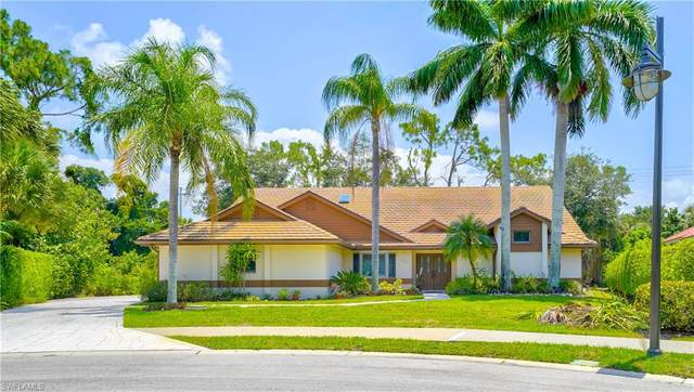 2140 Harlans Run, Naples, FL 34105 (MLS #220032843) :: Florida Homestar Team