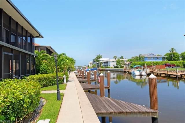 1379 Chesapeake Ave A-4, Naples, FL 34102 (#220032892) :: The Dellatorè Real Estate Group