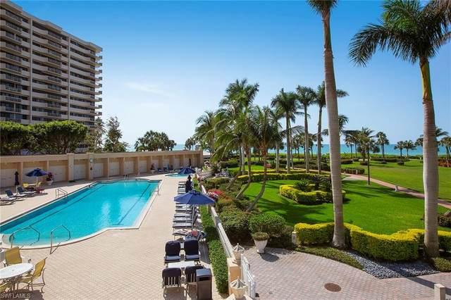 4021 Gulf Shore Blvd N V19, Naples, FL 34103 (MLS #220032896) :: #1 Real Estate Services
