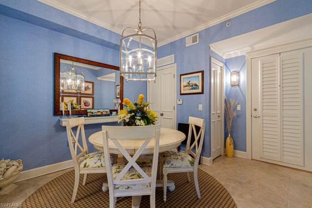 12965 Positano Cir #208, Naples, FL 34105 (MLS #220032924) :: Clausen Properties, Inc.