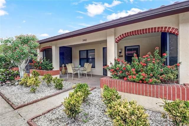 2082 Pine Isle Ln #2082, Naples, FL 34112 (MLS #220032980) :: #1 Real Estate Services