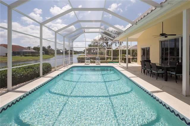 1934 E Crown Pointe Blvd, Naples, FL 34112 (MLS #220032986) :: #1 Real Estate Services
