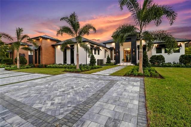 728 Carica Rd, Naples, FL 34108 (MLS #220033015) :: The Naples Beach And Homes Team/MVP Realty