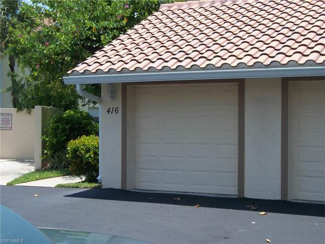 416 Valerie Way #101, Naples, FL 34104 (MLS #220033037) :: #1 Real Estate Services