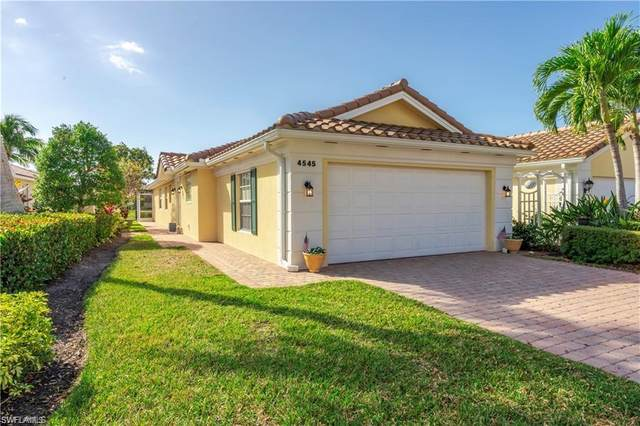 4545 Ossabaw Way, Naples, FL 34119 (MLS #220033055) :: #1 Real Estate Services